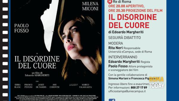 CineCampus, il regista Edoardo Margheriti all'Università eCampus di Roma