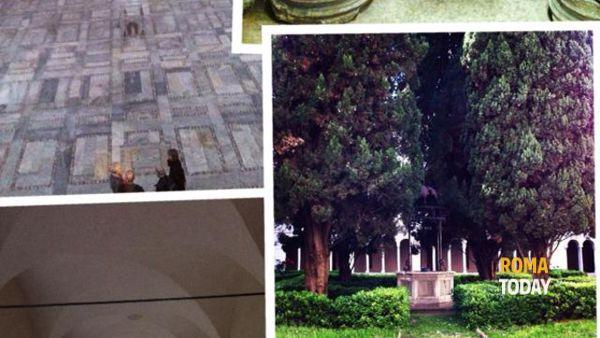 Roma nascosta: apertura speciale del convento di Santa Sabina all'Aventino