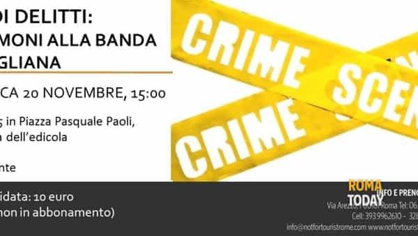 50 anni di delitti: da Girolimoni alla Banda della Magliana