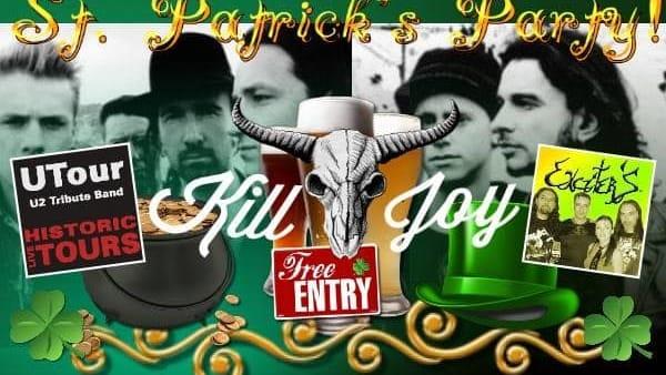 St. Patrick's Day al Kill Joy