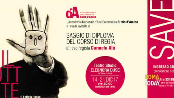 """L'Accademia """"Silvio D'Amico"""" presenta """"Filottete"""" di Letizia Russo"""