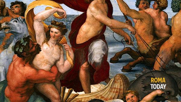Visita a Villa Farnesina. Gli affreschi di Raffaello a Roma