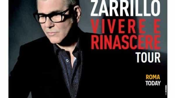 Michele Zarrillo: concerto gratuito