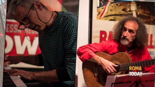 Pieroni Pagliani Jazz Duo ad Altroquando