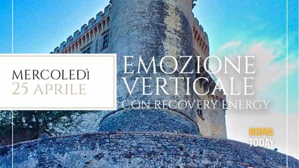 Emozione verticale: arte e avventura al Castello di Bracciano