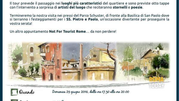 Roma è più bella se vieni a Garbatella, 29 giugno 2014