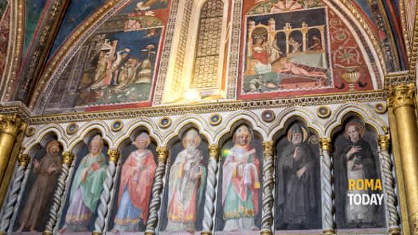 Il Sancta Sanctorum, l'antica cappella dei papi al Laterano