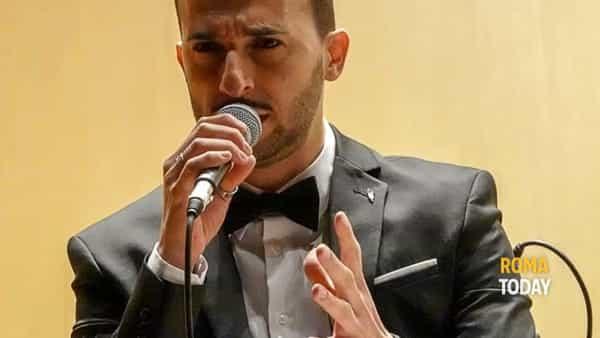 roma, luigi restivo live all'acustico club coi suoi cantoautori-3