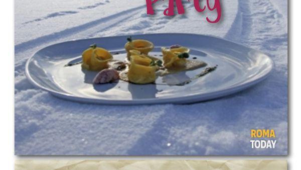 """Mercoledì 29 gennaio arriva la neve all'hotel Pulitzer di Roma con: """"Aperipulitzer snow party"""""""