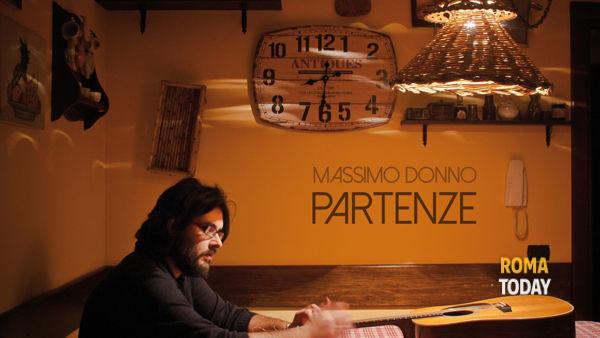 Massimo Donno con Partenze al Teatro Argot
