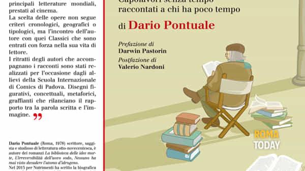 """Dario Pontuale presenta """"Ciak si legge"""" alla libreria I Trapezisti"""