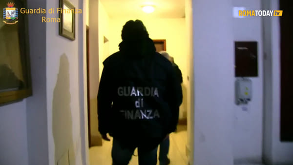 VIDEO | Operazione Grande Raccordo Criminale: le immagini del blitz