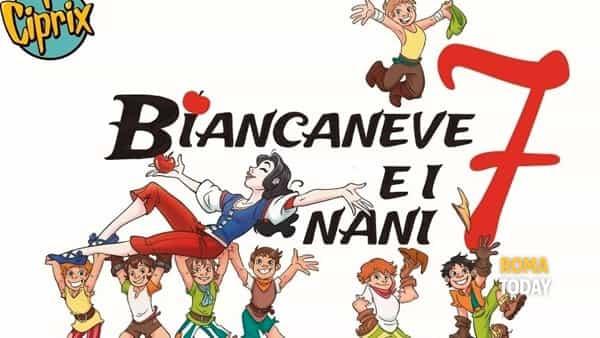 Biancaneve e i sette nani al Teatro Italia