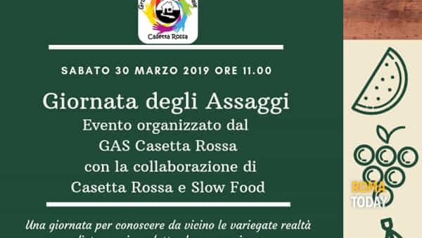 Giornata degli assaggi GAS Casetta Rossa
