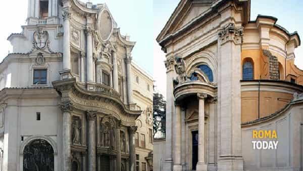 Bernini e Borromini: architettura, matematica, ingegno