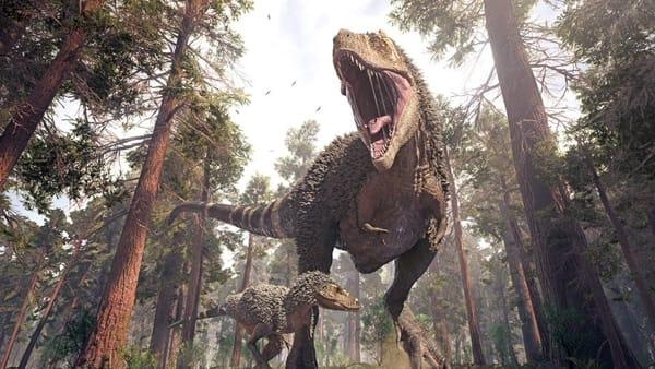 Living Dinosaurs, viaggio alla scoperta dei giganti della terra