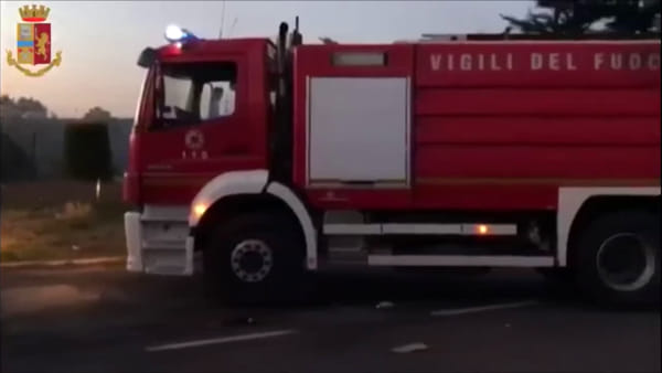 VIDEO | Esplosione distributore Salaria: le immagini dall'alto del luogo della tragedia