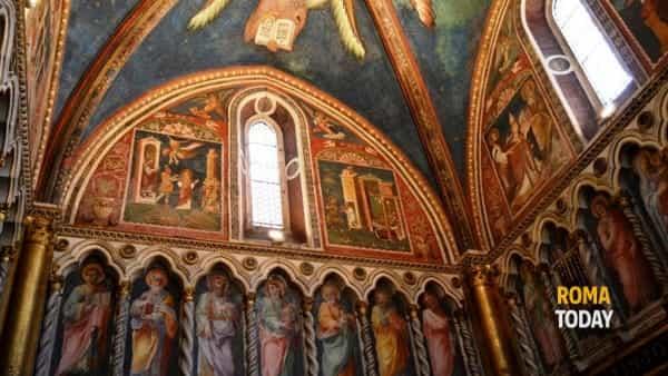 L'Oratorio di S.Lorenzo in Palatio e la Scala Santa