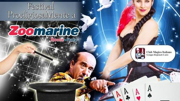 Prestigiosamente: festival di magia a Zoomarine