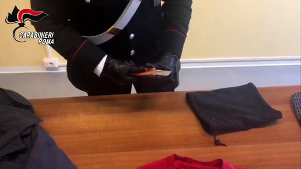 VIDEO | Minaccia i dipendenti e rapina farmacia: le immagini dell'impianto di sorveglianza