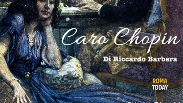 """Caro Chopin"" all'Altrove Teatro Studio"