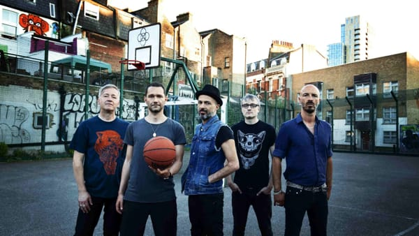 Subsonica a Rock in Roma 2019