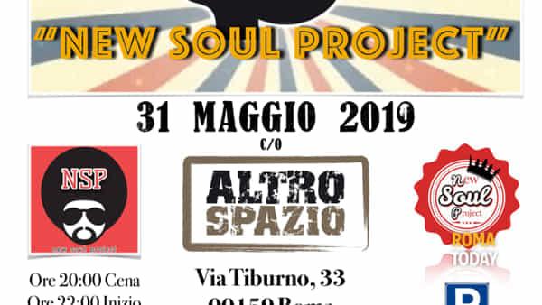 """Debutto del """"New soul project"""""""