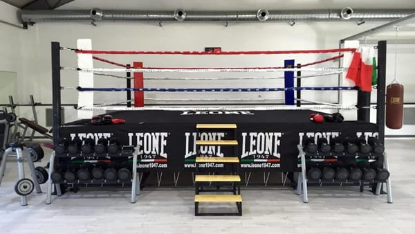 Top Rank Cantatore Boxe: la palestra di via Flaminia 86