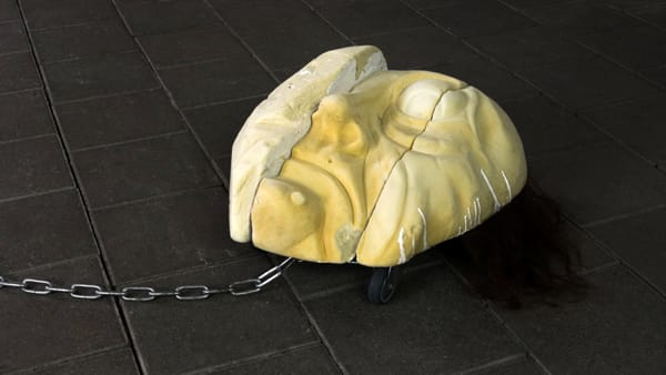 Rolf Nowotny  al Museo Canonica per il ciclo espositivo Fortezzuola