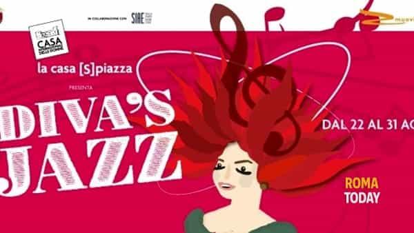 Diva's jazz: dal 22 al 31 agosto alla Casa internazionale delle donne la rassegna jazz al femminile