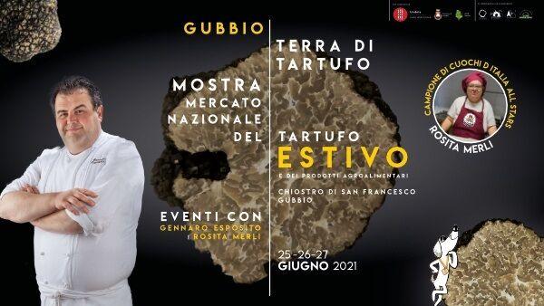 Il tartufo estivo ti aspetta a Gubbio