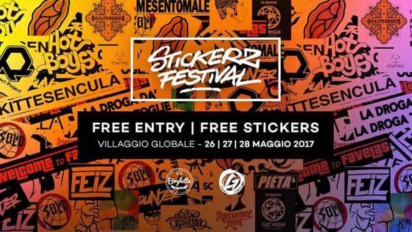 Stickers Festival
