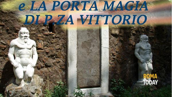 I Trofei di Mario e la porta magica di Piazza Vittorio, visita guidata 29 marzo