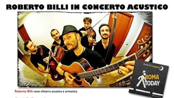 """Roberto Billi presenta il nuovo disco """"Perle d'insaggezza"""""""