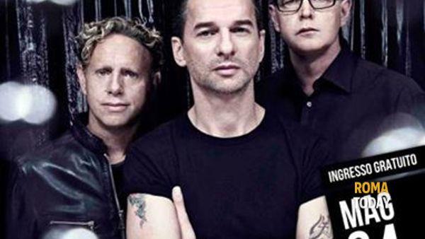 Al Jailbreak una serata per i fans dei Depeche Mode