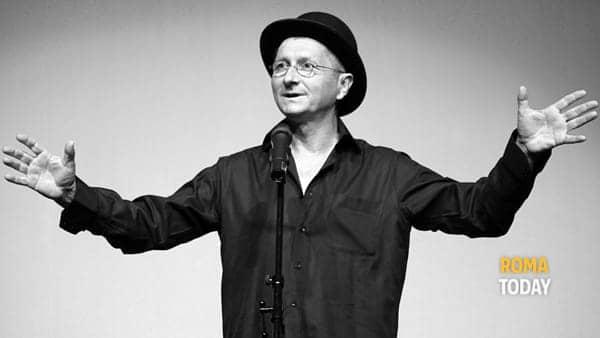 Sono cieco: monologo live del Maestro Horaţiu Mălăele