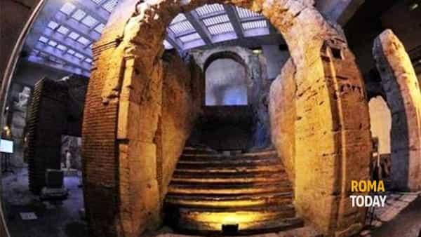 Nei sotterranei di Piazza Navona...lo Stadio di Domiziano!
