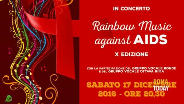Rainbow Music Against AIDS - X Edizione
