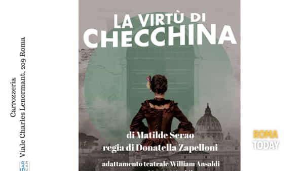 Le virtù di Checchina al Teatro in Stalla
