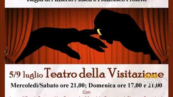 Matrimoni all'italiana al Teatro della Visitazione