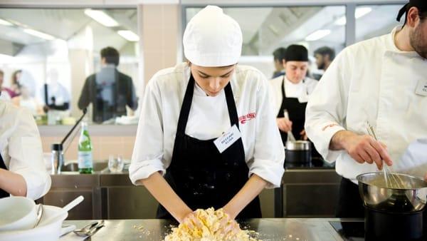 I corsi del Gambero Rosso, per trasformare la passione per la cucina in un lavoro