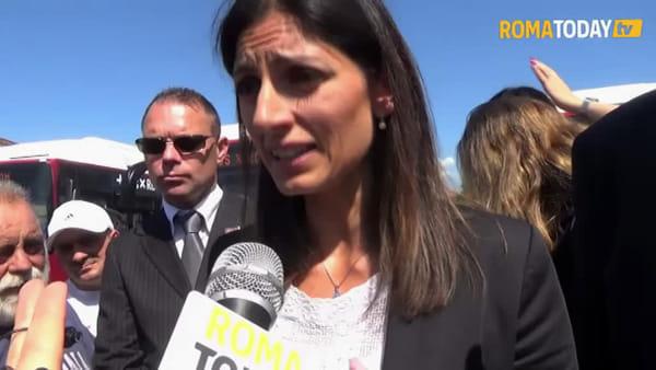 La discarica spaventa Corcolle, Raggi dice no ma non convince i residenti