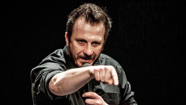 Giorgio Montanini Live a Lunga Vita Festival
