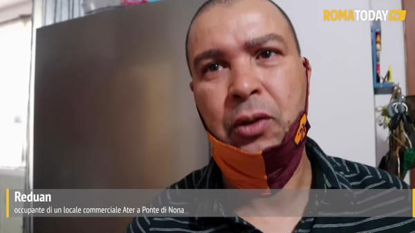 """VIDEO   Emergenza abitativa a Villaggio Falcone, dove un box diventa casa: """"Se ci staccano la corrente è finita"""""""