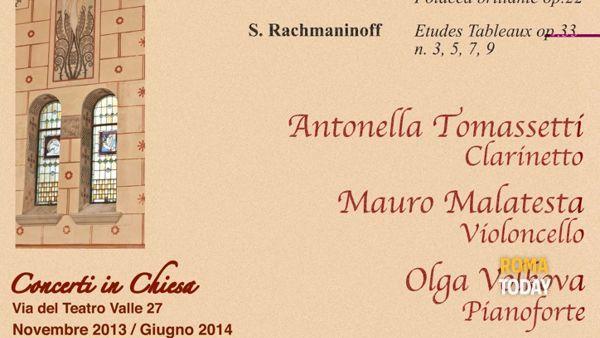 """""""Concerto classico"""" alla Chiesa Evangelica Battista"""