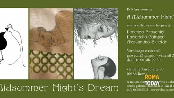 A midsummer night's dream alla RvB Arts