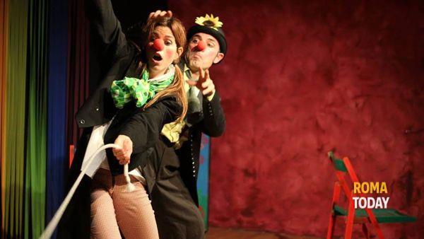 Attenti a Quei Clown al Teatro Kopò