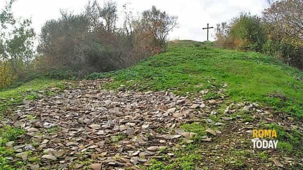 L'Area archeologica del Monte dei Cocci