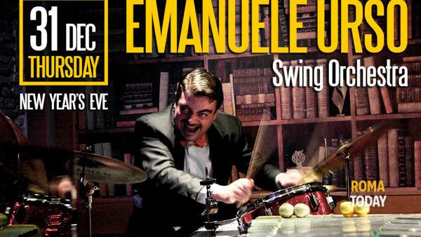 Capodanno con Emanuele Urso e la sua Swing Orchestra al Gregory's Jazz Club