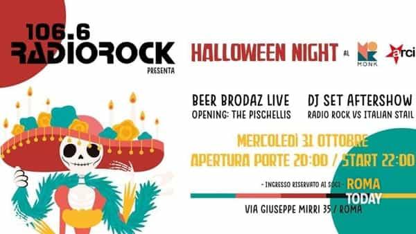 """""""Halloween Night"""" al Monk"""